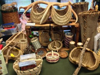 Green Trading Post Pinelands Folk Music and Basketry