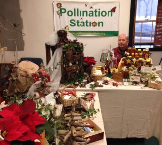 Green Trading Post Pollination Station 1