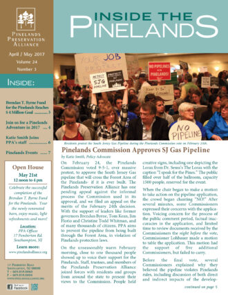 inside the pinelands april may 2017 cover