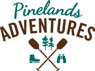 pinelands adventure logos New Jersey pine barrens