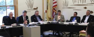 Pinelands Commissioners May 2014