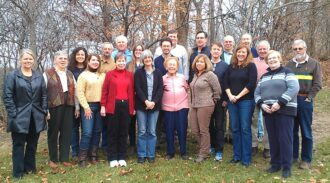 PPA staff and trustees 2012