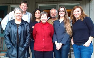 PPA staff group picture 2012