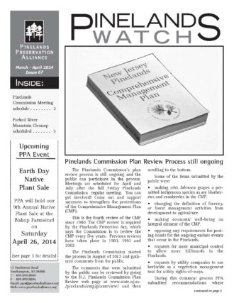 PW #67 front page
