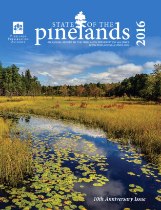 State of the Pinelands 2016