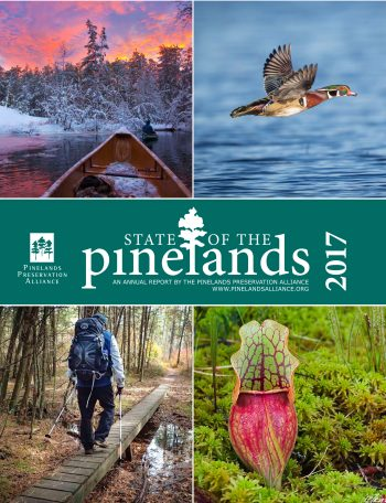 State of the Pinelands 2017