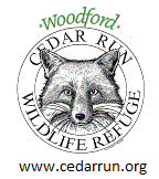 Woodford Cedar Run logo