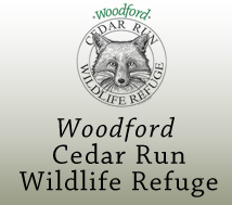 Woodford Cedar Run Wildlife Logo