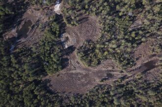 off road vehicle abuse in the nj pine barrens