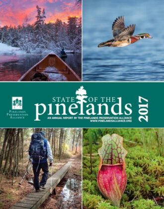 state of the pinelands report 2017