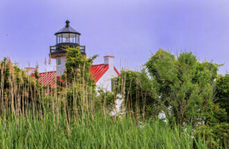 East Point Lighthouse by Terry Donofrio