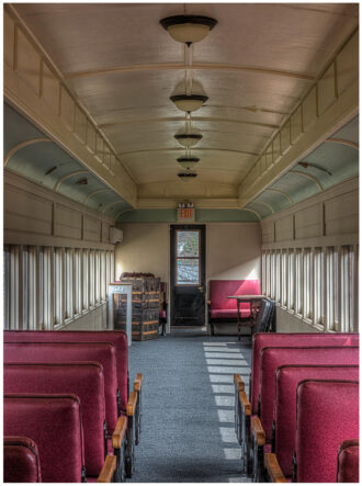 All Aboard by Bruce Himelman