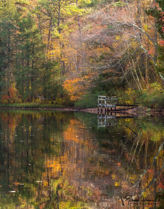End of Summer by J. Michael Williams