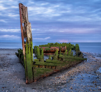 Ghost Ship by Barry Nealis
