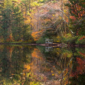 End of Summer by J Michael Williams