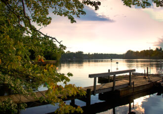 Mullica River by Rich DiLullo