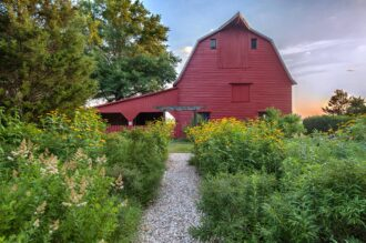 Pinelands Preservation Alliance offices and barn