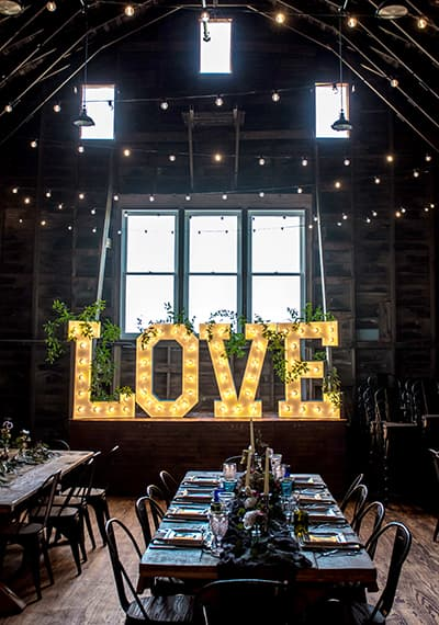pinelands preservation alliance barn weddings and events