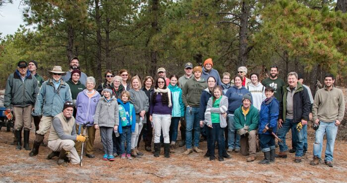 pinelands preservation alliance volunteers.